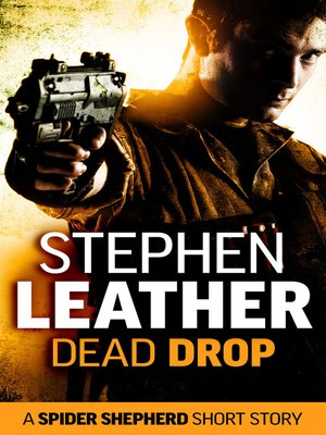 cover image of Dead Drop (A Spider Shepherd Short Story)